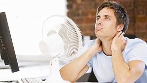 Aşırı sıcaklar kalbi vuruyor