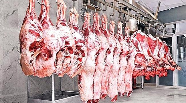 Et üretimi 2017 yılı ikinci çeyrekte arttı