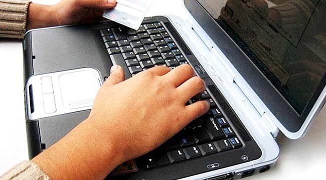 'İnternette onaylı kredi kartı'