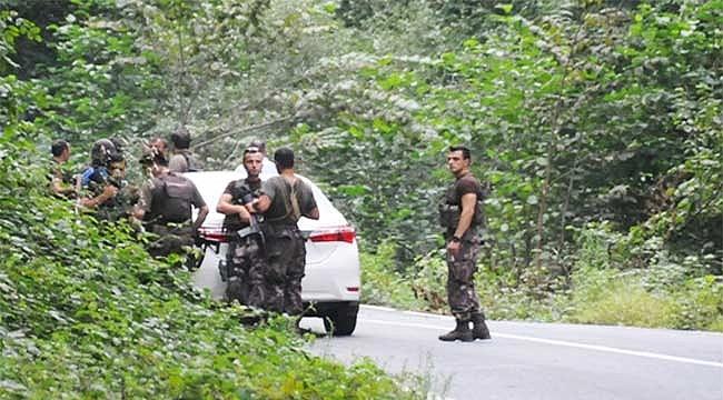 Trabzon'dan üzücü haber geldi: 2 şehit, 1 yaralı