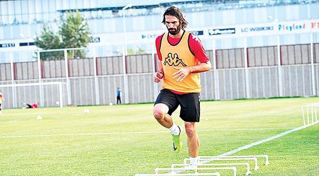 'Ben asist yapacağım golü de Ayite atacak'