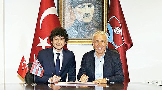 Cafer Tosun 2020'ye kadar Trabzon'da