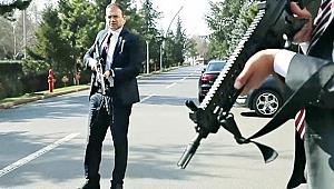 Cumhurbaşkanlığı korumalarına yeni milli silah
