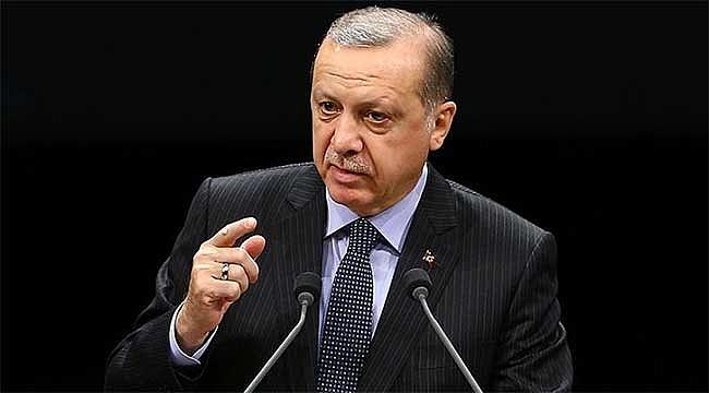 Erdoğan: 'Polise yerli silah geliyor'