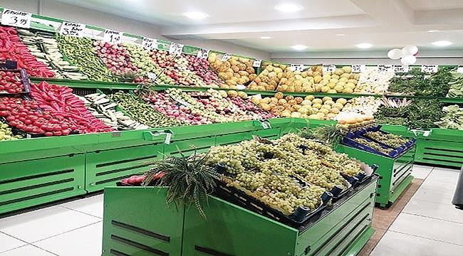 Meyve ve sebzeden etiket kaldırılacak