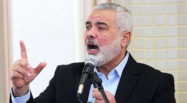 Hamas lideri yeni intifada çağrısında bulundu