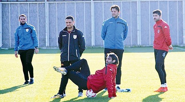Samaras Samsunspor'u çıldırttı