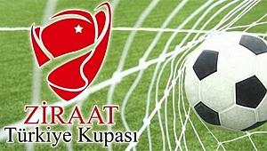 Ziraat Türkiye Kupası son 16 eşleşmeleri belli oldu