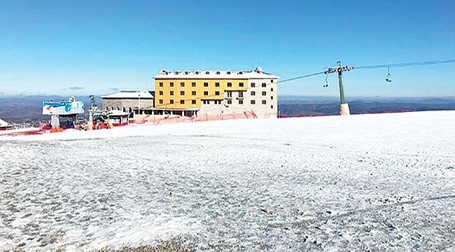 Ladik kar bekliyor