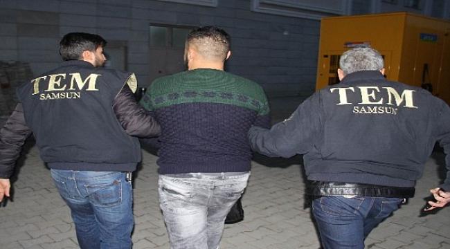 Samsun'da DEAŞ'e şafak operasyonu: 10 gözaltı