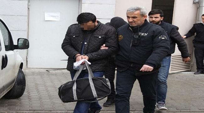 Samsun'da FETÖ'den 2 öğrenci adliyeye sevk edildi