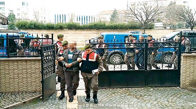 Silah kaçakçılığı darbe