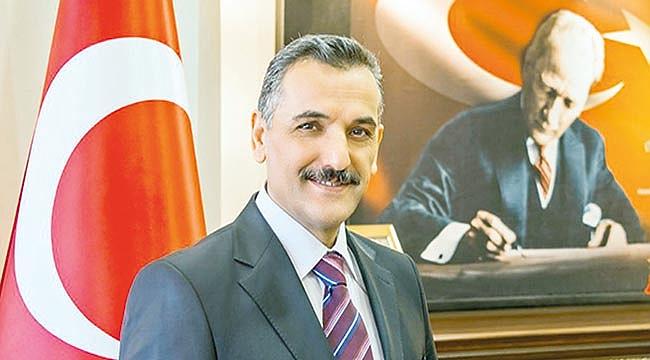 Vali Osman Kaymak'tanSamsunspor açıklaması