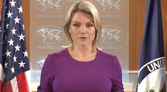 ABD'li sözcüden Türkiye'ye teşekkür
