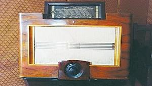 Atatürk'ün kulağı hep bu radyodaydı