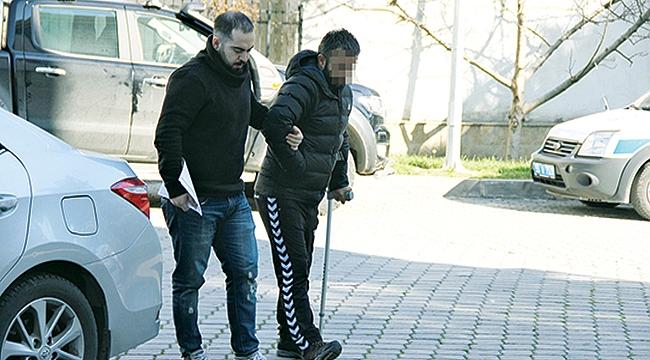 Evinde bonzai bulunanşahıs tutuklandı