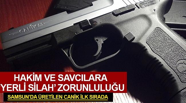 Hakim Ve Savcılara Yerli Silah Zorunluluğu Güncel