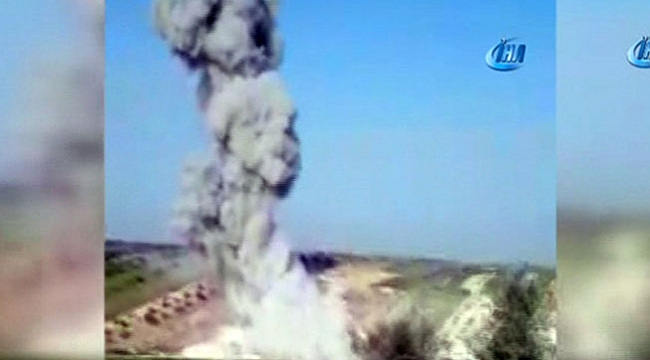 İdlib'de saldırı