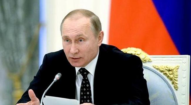 Rusya'daki başkanlık seçiminin galibi Putin oldu