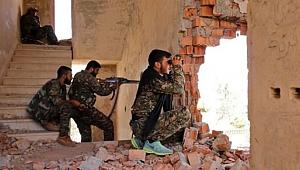 Siviller YPG ile çatışıyor