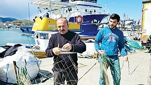 Kıyı balıkçıları dert küpü