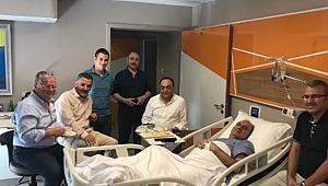 Fahrettin Ulusoy ameliyat oldu