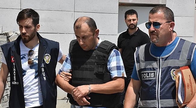 Polis memuru tutuklandı
