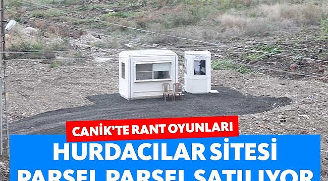 HURDACILAR SİTESİ PARSEL PARSEL SATILIYOR
