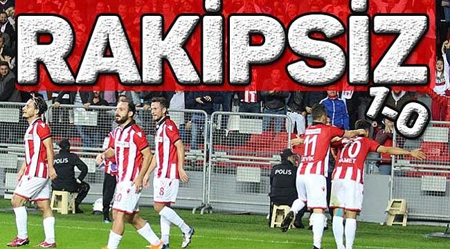 RAKİPSİZ 1-0