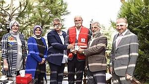 Türk Kızılay'ı gurur kaynağımız