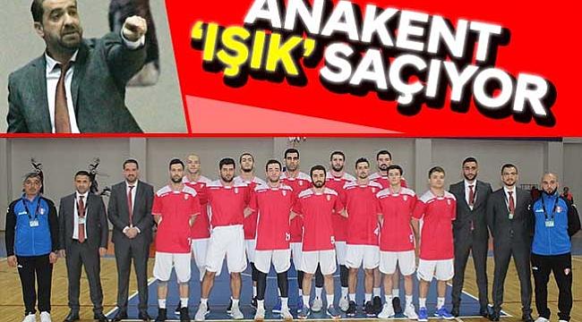 ANAKENT 'IŞIK' SAÇIYOR