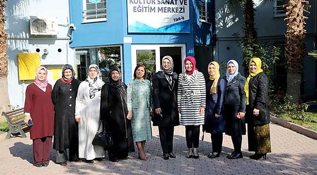 Atakum'dan annelere özel proje