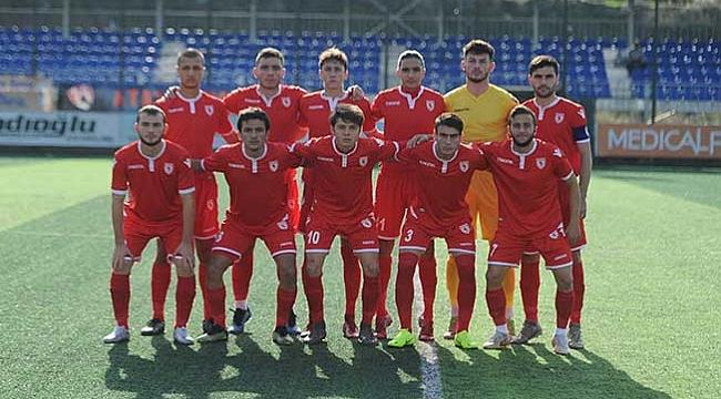 U19 tek gole kazandı 1-0