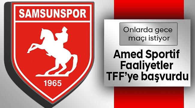 Amed Sportif Faaliyetler TFF'ye başvurdu