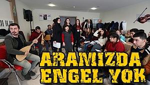 ARAMIZDA ENGEL YOK