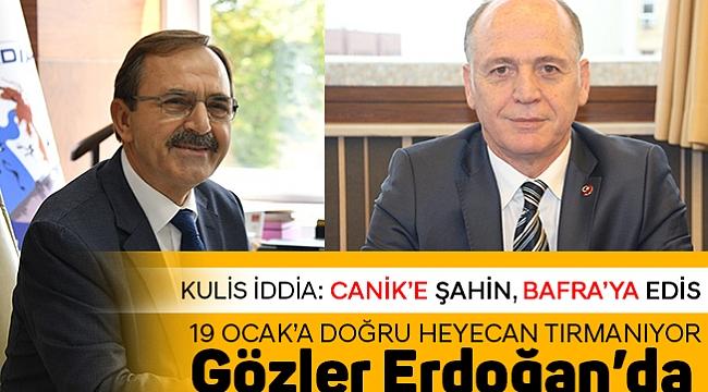 Gözler Erdoğan'da
