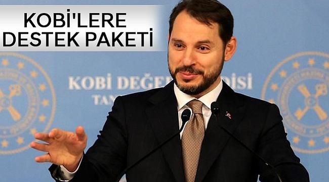 KOBİ'LERE DESTEK PAKETİ