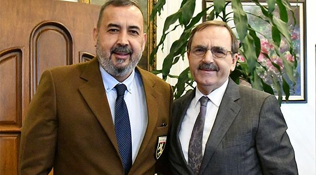 Başkan Şahin'den Samsunspor'a 'tesis' müjdesi