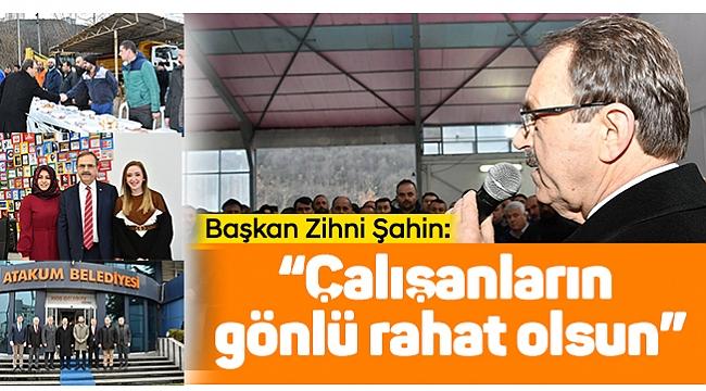Başkan Zihni Şahin: