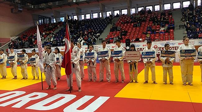 Okul Sporları Türkiye Judo Şampiyonası sona erdi