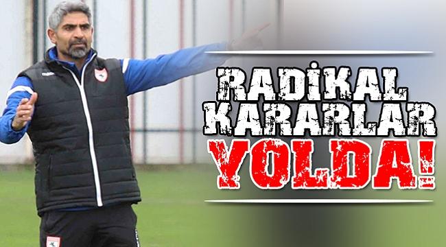 RADİKAL KARARLAR YOLDA!