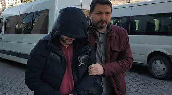 Samsun'da şüpheli araçtan kokain ele geçirildi: 3 gözaltı