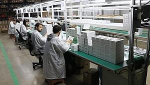 Samsun'daki firmadan akıllı telefon