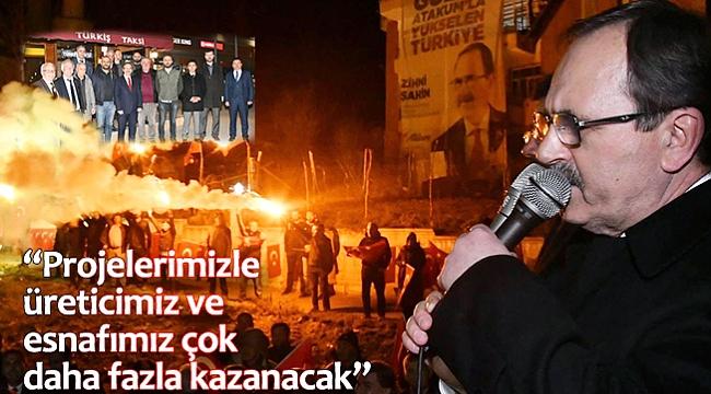 Başkan Şahin: