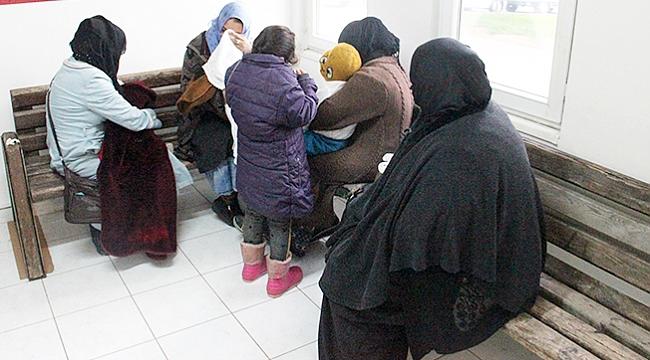 Kadın dilencinin 3 saatlik hasılatı 192 lira