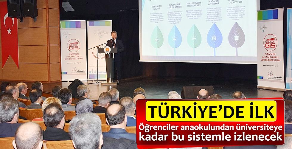 Türkiye'de ilk: Öğrenciler anaokulundan üniversiteye kadar bu sistemle izlenecek