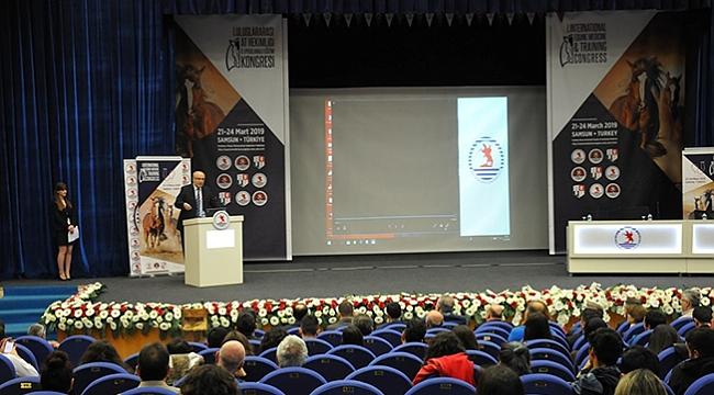 Uluslararası At Hekimliği ve Uygulamalı Eğitim Kongresi