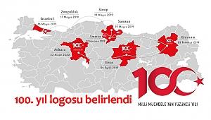100. yıl logosu belirlendi