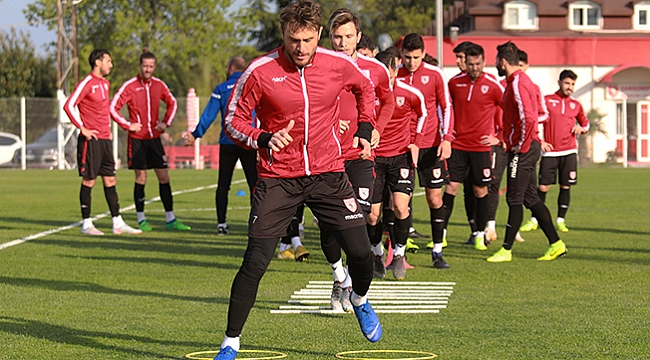 'Şampiyonluğu Samsunspor'a getireceğiz'