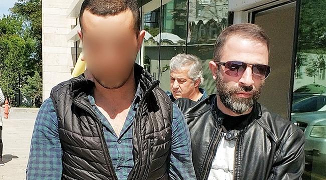 9,5 kilo esrarın firari sanığı tutuklandı